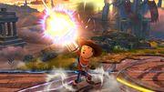 Ataque Smash hacia arriba Tirador Mii SSB4 Wii U.jpg