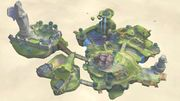 Vista aérea de todo el lugar de Neburia SSB4 (Wii U).jpg