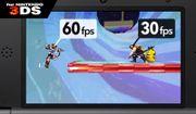 Comparacion de fotogramas por segundo en SSB4 (3DS).jpg