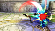 Movimiento especial lateral de Little Mac (2) SSB4 (Wii U).png