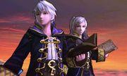 Daraen hombre y mujer en el Campo de batalla SSB4 (3DS).jpg