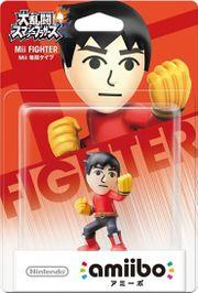 Embalaje del amiibo de Karateka Mii (Japón).jpg