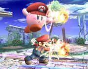 KirbyMario y Mario SSBB.jpg