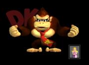Pose de victoria Donkey Kong X (2) SSBM.png