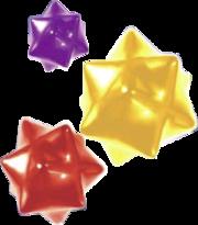 Artwork de Trozos de estrella en Super Mario Galaxy.png