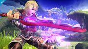 Shulk en la Llanura de Gaur SSB4 (Wii U).jpg