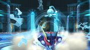 Greninja y Manaphy en Liga Pokémon de Kalos SSB4 (Wii U).jpg