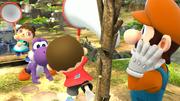 Créditos Modo Leyendas de la lucha Yoshi SSB4 (Wii U).png