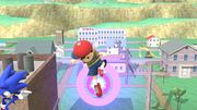 Ataque aéreo hacia abajo Ness SSB4 (Wii U).JPG