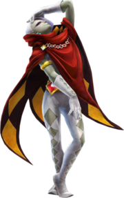 Artwork de Grahim en Hyrule Warriors.png