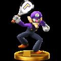 Trofeo Waluigi SSB4 (Wii U).png