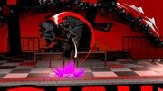 Ataque Smash hacia arriba de Joker Super Smash Bros. Ultimate.jpg