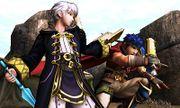 Daraen e Ike en el Valle Gerudo SSB4 (3DS).jpg