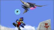 Créditos Modo Leyendas de la lucha Falco SSB4 (3DS).png