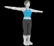 Pose T Entrenadora de Wii Fit (3DS).png
