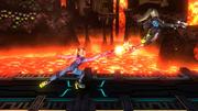 Lanzamiento delantero de Samus Zero (2) SSB4 (Wii U).png