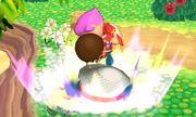 Lanzamiento hacia abajo Aldeano (2) SSB4 (3DS).jpg