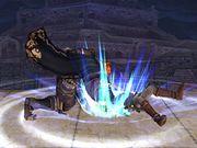 Lanzamiento inferior Ganondorf SSBB.jpg
