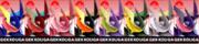 Paleta de colores de Greninja (JAP) SSB4 (3DS).png