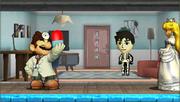 Créditos Modo Leyendas de la lucha Dr. Mario SSB4 (3DS).png