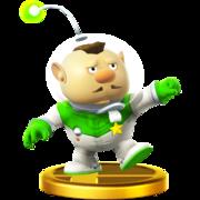 Trofeo de Charlie SSB4 (Wii U).png