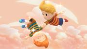 Créditos Modo Senda del guerrero Lucas SSB4 (Wii U).png