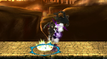 Puño Oscuro (2) SSB4 (Wii U).png