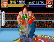 Little Mac dando un Gancho noqueador en Super Punch-Out!! (SNES).png