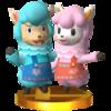 Trofeo de Al y Paca SSB4 (3DS).png