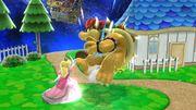 Lanzamiento hacia adelante Peach SSB4 Wii U.jpg