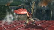 Burla superior de Ike (3) SSB4 (Wii U).png