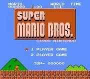 Menú principal Super Mario Bros..jpg