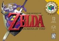 Caratula The Legend of Zelda Ocarina of Time.jpg