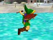 Young Link Indefensión SSBM.png