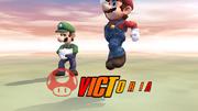 Pose de victoria hacia abajo (1) Mario SSBB.png