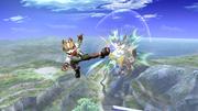 Fox Ataque Aereo hacia adelante, segundo golpe-SSBB.png