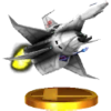 Trofeo de Great Fox SSB4 (3DS).png