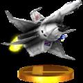 Trofeo de Great Fox SSB4 (3DS).png