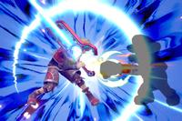 Vista previa de Premonición en la sección de Técnicas de Super Smash Bros. Ultimate