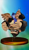 Trofeo de Donkey Kong (Smash 2) SSBM.png
