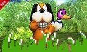 El Dúo Duck Hunt en Llanuras de Gaur (3DS).jpeg