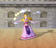 Ataque fuerte hacia arriba de Zelda SSBM.png