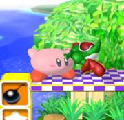 Lanzamiento delantero de Kirby (1) SSBM.png