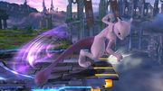 Ataque fuerte lateral Mewtwo (abajo) SSB4 (Wii U).JPG