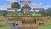 Mundo de Minecraft (Versión Campo de batalla) SSBU.jpg
