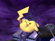 Ataque aéreo normal Pikachu SSBB.jpg