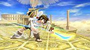 Ataque Smash hacia abajo (2) Pit SSB4 Wii U.jpg