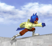 Ataque normal de Falco (2) SSBM.png