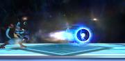 Lucario lanzando esfera aural (2) SSBB.png