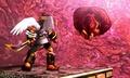 Pit y Donkey Kong en el Bosque Génesis SSB4 (3DS).jpg
